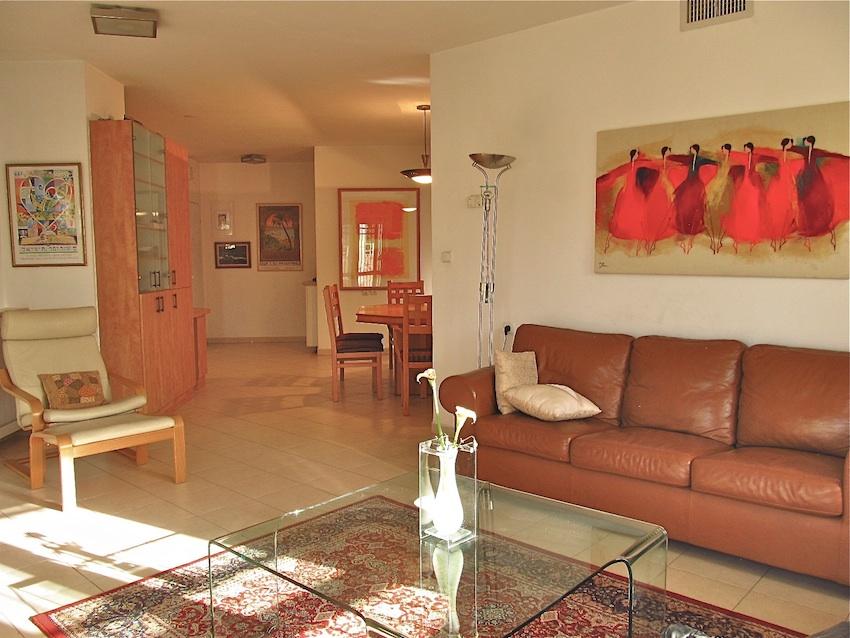 Garden apartment in Baka